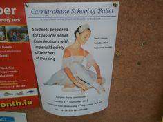 Carrigrohane Ballet classes Dance Workshop, Ballet Class, Teacher, Student, Education, School, Kids, Children, Boys