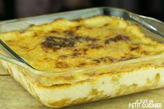 Recette de bacalhau com natas (gratin de morue à la portugaise)