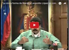 Maduro listo para liberar a Leopoldo López de acuerdo a su canje  http://www.facebook.com/pages/p/584631925064466