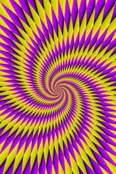 illusion spiral