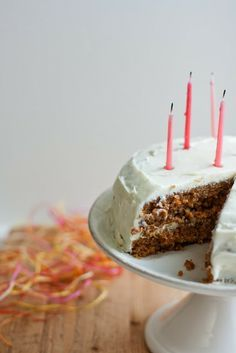 keep it simple, keep it fresh: our family's favorite gluten free carrot cake