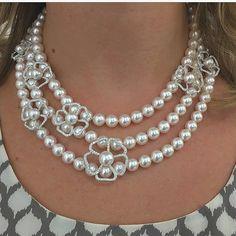 Incredible Mikimoto pearl necklace @mpiercechicago