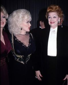 .Dolly with Lucille Ball