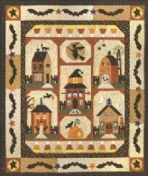 Sew Spooky Quilt Block of the Month