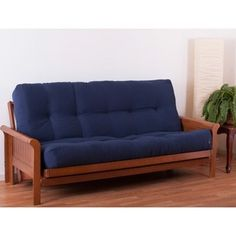 Kodiak Furniture Eldorado Medium Brown Finish Frame w Suede