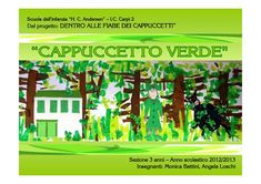 Cappuccetto Verde by Monica Battini - issuu Book Crafts, Public, Names, Author, Education, Books, 3, Simple, Alphabet