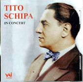Various - Tito Schipa in Concert