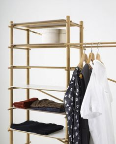 Andamio, The Modular System Inspired By Traditional Indian Scaffolding  Simplicity And Functionality For Modular Wooden Shelving By Ex.t Pictures Gallery