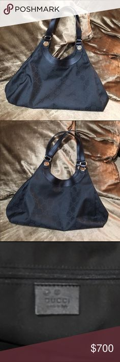 🌟Gucci Monogramed Handbag🌟 🌟Beautiful Gucci Monogramed Handbag🌟This handbag is THE END ALL!! The fabric itself is enough to make any woman feel beautiful🌟 Gucci Bags