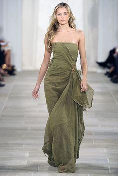 Ralph Lauren, Spring/Summer 2009, Ready to Wear
