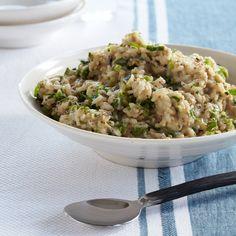 Recipes: Rice, Risotto, Quinoa on Pinterest   Risotto Recipes, Risotto ...