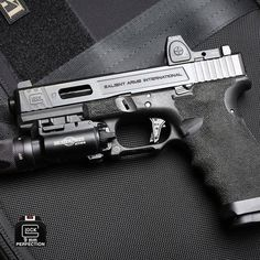 Glock -Salient Arms International Loading that magazine is a pain! Get your Magazine speedloader today! http://www.amazon.com/shops/raeind