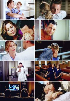 meredith and alex I love how he knows her so well and she knows him so well and how they care for each other like brother and sister but act like a marrier couple