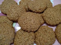 Sweet Recipes, Healthy Recipes, Cookie Recipes, Sweets, Snacks, Cookies, Cake, Desserts, Food