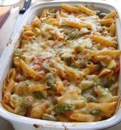 Red pasta recipes in hindi