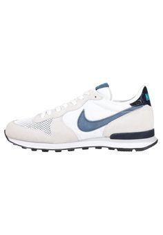 Nike Sportswear INTERNATIONALIST - Joggesko - summit white/new slate/obsidian - Zalando.no