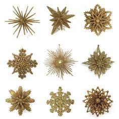 Snowflake Finisher 25 Piece Ornament Set