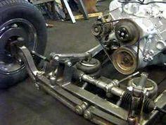 Straight axle ifs idea