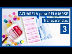 ACUARELA para RELAJARSE - 💕 Transparencias - YouTube Guache, Watercolor Drawing, Youtube, Drawings, Videos, Pen And Wash, Floral Watercolor, Dibujo, Learn To Paint