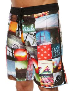 SURFSTITCH - MENS - BOARDSHORTS - ABOVE KNEE - BILLABONG FLICKED BOARDSHORT - BLACK