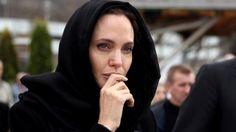 Angelina Jolie Illuminati 'Sex List' Leaked Online