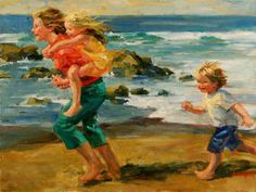"Galleries in Carmel California- Jones & Terwilliger - Corinne Hartley ""Me Too"""