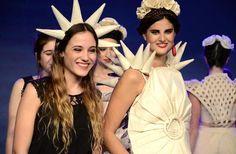 19º edición Moda en Palermo 2014. Desfile Eugenia Biagioli. Fashion designer