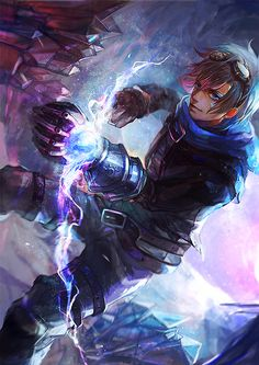 League of Legends! Ezreal