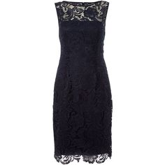 perfect black lace coctail dress... they would wear at the wedding as the bridesmaids dresses