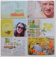 IMG_3678 Project Life, Scrap, Book, Cover, Projects, Art, Craft Art, Tat, Livres