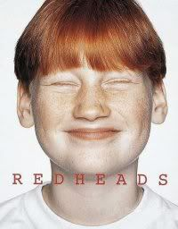 Facts and Myths about Red Hair...Interesting, but  they don't say which are facts and which are myths lol!