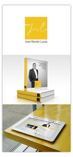 Juan Ramón Lucas - Branding on Behance