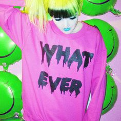 pastel goth = ♥