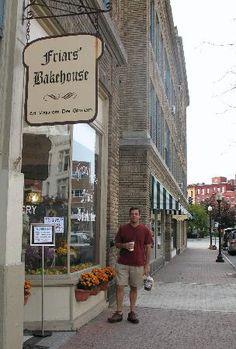 Friars' Bakehouse, Bangor, ME