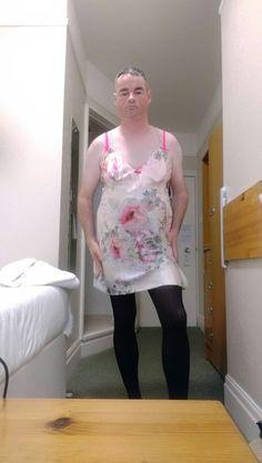 #nightdress #nightdress #nightdress #satinnightwear #satinnightwear #satinnightwear #sissyhumiliation #sissyhumiliation #sissyhumiliation
