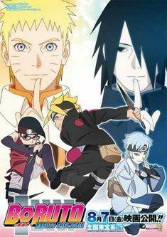 Boruto: Naruto the Movie anime info and recommendations. With Naruto as the Seventh Hokage, the Hidden Leaf. Kurama Susanoo, Inojin, Shikadai, Sarada Uchiha, Narusasu, Sasunaru, Gaara, Naruto Y Sasuke, Naruto Art