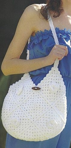 Free Crochet Pattern Purse