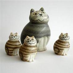 Lisa Larson Ceramics - Cat