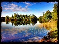 Sweden Sandared Viaredssjön - I Like this place