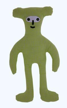 Animals by Galia Chai, via Behance Rag Dolls, Fabric Dolls, Artist Branding, Chai, Dinosaur Stuffed Animal, Behance, Toys, Animals, Design