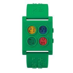 UFO Watch Green / by odm