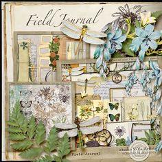 Field Journal Collection - ViVa Artistry