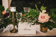 Gilded garden wedding table decor #Cedarwoodweddings Becky+David :: 09.17.2016   Cedarwood Weddings