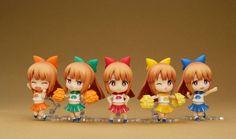 Nendoroid More Zubehör-Set für Nendoroid Figuren Dress-Up Cheerleaders