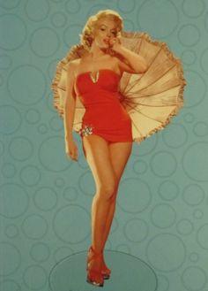 Marilyn Monroe...Parasol