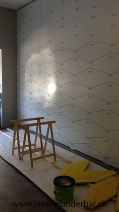 Almost made it... Making-Of Suppakids - Great shoestore in Stuttgart see also facebook.com/suppakids & rok-office.com #makingof #painting #malerarbeiten #paintjob #interiordesign #lebewunderbar #zurich