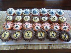 Anna Wheddon's gorgeous cupcakes