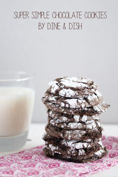 Vacation Mode {Recipe: Super Simple Cool Whip Cookies} - dineanddish.net