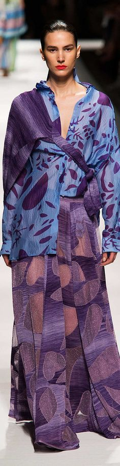 Missoni Collection Spring 2015   The House of Beccaria~