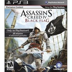 Brand New Ubisoft Assassins Creed Iv B F Ps3 >>> You can get additional details at the image link. Note:It is Affiliate Link to Amazon.